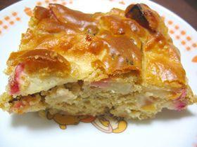 りんごのさくさくダイエットケーキ