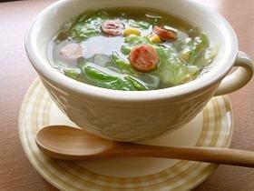 ダイエットレタススープ